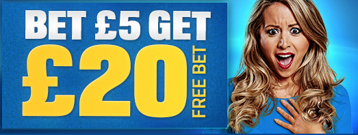 Coral simple free bet